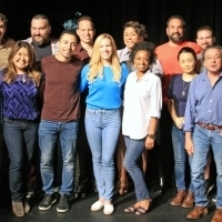 Photo Flash: Meet The Cast of I SPY A SPY At The Theatre At St. Clement's