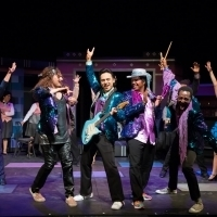 Review: THE WEDDING SINGER Celebrates Going After Your Biggest Dream: A New Sound Sys Photo