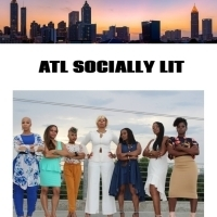 ON! Channel Introduces Audience To The Ladies Of ATL Socially Lit Photo
