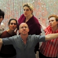 Photo Flash: First Look At Peculiar Works Project's AFTERPARTY: THE ROTHKO STUDIO