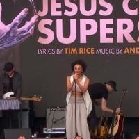 VIDEO: JESUS CHRIST SUPERSTAR Performs at West End Live Photo