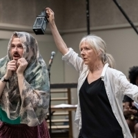 Photo Flash: Inside Rehearsal For A MIDSUMMER NIGHT'S DREAM at Regent's Park Open Air Photo