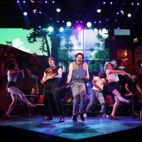 Photo Coverage: ROCK OF AGES Gets Ready for NYC Return! Photos