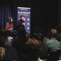 Playwave Young People Peek Behind Sydney Theatre Company Curtains Photo