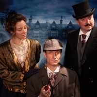 Photo Flash: First Look at the Cast of SHERLOCK HOLMES AND THE INVISIBLE THING at Rudolf Steiner Theatre