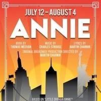 TexARTS Professional Series Presents ANNIE