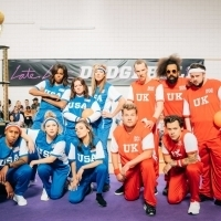 Michelle Obama Joins James Corden for an International Dodgeball Game