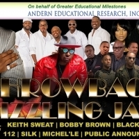 THROWBACK SIZZLING JAM Featuring Top R&B Artists Of The '90s, Returns To Orleans Arena July 27