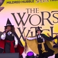 VIDEO: THE WORST WITCH Performs at West End Live