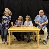 Photo Flash: In Rehearsal With SPEND YOUR KIDS' INHERITANCE At Helen Gardiner Phelan Playhouse
