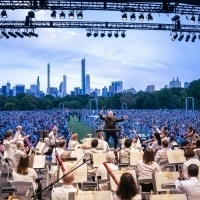 Photo Flash: The New York Philharmonic Visit NYC Parks In Summer Series! Photo
