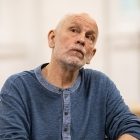 Photo Flash: In Rehearsal With John Malkovich and the Cast of BITTER WHEAT Photo