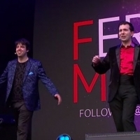 VIDEO: Ferris and Milnes Perform at West End Live