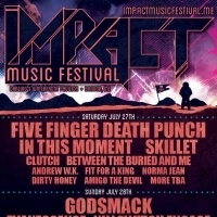 Impact Music Festival to Feature Five Finger Death Punch, Skillet, and More Photo