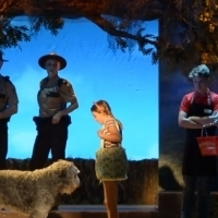 VIDEO: BECAUSE OF WINN DIXIE at Goodspeed Musicals