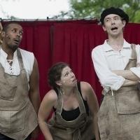 Cincinnati Shakespeare Co's Free Shakespeare in the Park Tour Starts Next Week