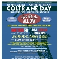 Fifth Annual Coltrane Day Music Celebration Returns to Huntington's Heckscher Park Photo