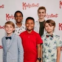 Photo Flash: KINKY BOOTS Celebrates Premiere in Movie Theatres!