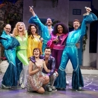 Photo Flash: MAMMA MIA! at Bucks County Playhouse Photos