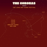 The Coronas Announce Only 2019 U.S. Shows at New York's Mercury Lounge Photo