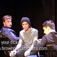 Photo Flash: Exclusive Look At Anthony J. Piccione's A THERAPY SESSION WITH MYSELF
