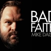 Mike Daisey Returns to the NYC Stage With New Show BAD FAITH at the Daryl Roth Theatr Photo