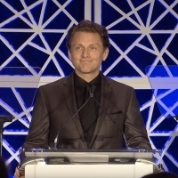 VIDEO: Jason Danieley Accepts Marin Mazzie's Special Tony Award