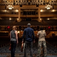 BWW Exclusive: Making the Music of COME FROM AWAY Photo