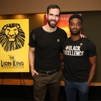 Photo Coverage: Broadway Celebrates the Release of THE LION KING with Special NYC Scr Photo