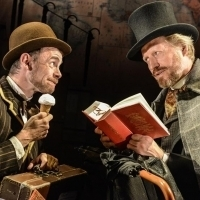 BWW Review: The Asolo's Inventive, Slapstick Production of Jules Verne's AROUND THE W Photo