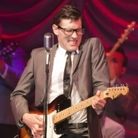 BUDDY - THE BUDDY HOLLY STORY Opens July 5 At Beef & Boards Photo
