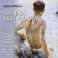 Stephen Bogardus And More Star In New Album THE BOY NEXT DOOR