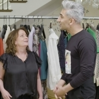 VIDEO: Tina Fey and Rachel Dratch Join Tan France On DRESSING FUNNY