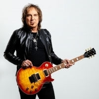 Dave Amato and Gibson Announce World Premiere Of New Custom Shop