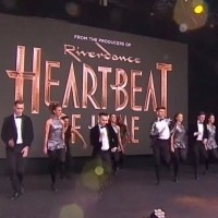 VIDEO: HEARTBEAT OF HOME Performs at West End Live Video