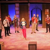 BWW Review: LEGALLY BLONDE is a Fabulously Fun Musical at Cortland Repertory Theatre Photo
