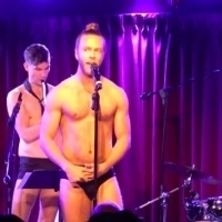 VIDEO: Andrew Lippa, Marissa Rosen, and More Strip Down at the Skivvies Tony Awards V Video