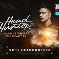 Headhunterz New Release ORANGE HEART Hits 250,000 Streams In 48 Hours Photo
