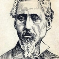 Ignacio Ramírez El Nigromante, poeta, periodista y político que encabezó el pensam Photo