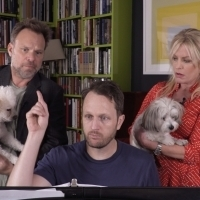 BWW TV: Sherie Rene Scott and Norbert Leo Butz Rehearse for TWOHANDER (With Their Dogs)!