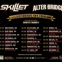 Skillet and Alter Bridge Announce Fall 2019 Tour Photo