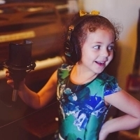 HIGH HOPES For Six-Year-Old Jazz Singer Sophie Fatu's Recording Debut