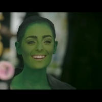 VIDEO: WICKED Star Hannah Corneau Gets Greenified In New Behind The Scenes Video