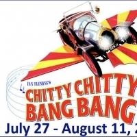 CHITTY CHITTY BANG BANG to Play at Civic Theatre