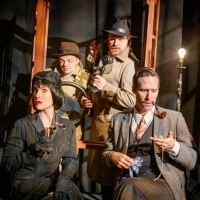 THE 39 STEPS Opens At Saint Michael's Playhouse Photo