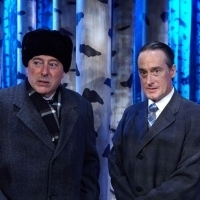 BWW Review:  North Coast Repertory Theatre Has a Thought Provoking A WALK IN THE WOOD Photo