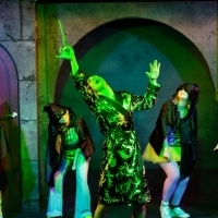 Photo Flash: PUFFS OR: SEVEN INCREASINGLY EVENTFUL YEARS AT A CERTAIN SCHOOL OF MAGIC At PowPAC Theatre