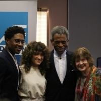 Andre De Shields, Ephraim Sykes, Sarah Stiles, & Marylouise Burke Honored With Actor Photo