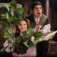 The Atlanta Shakespeare Company At The Shakespeare Tavern Playhouse Presents AS YOU L Photo