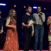 BWW Exclusive: The BE MORE CHILL Cast Sings 3 Cut Songs At The Post-Show Hang Photo